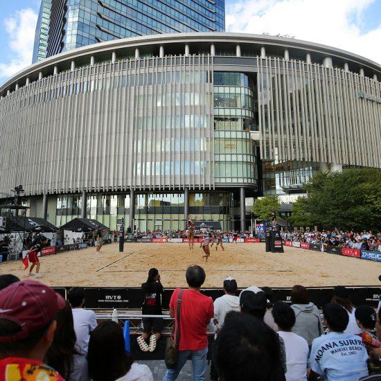 ベスト4進出チーム、決まる。「ジャパンツアーファイナル グランフロント大阪大会」第1日目。