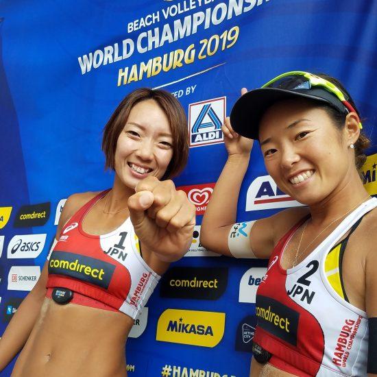 石井/村上組、世界ランク上位15ヵ国入り。<br>「オリンピック・クオリフィケーショントーナメント」出場決定。
