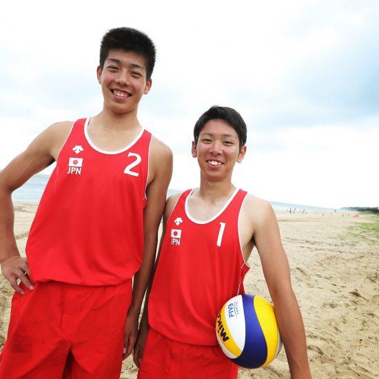 身長198㎝の大型プレーヤー・安達らU19 日本代表、世界選手権に挑む。