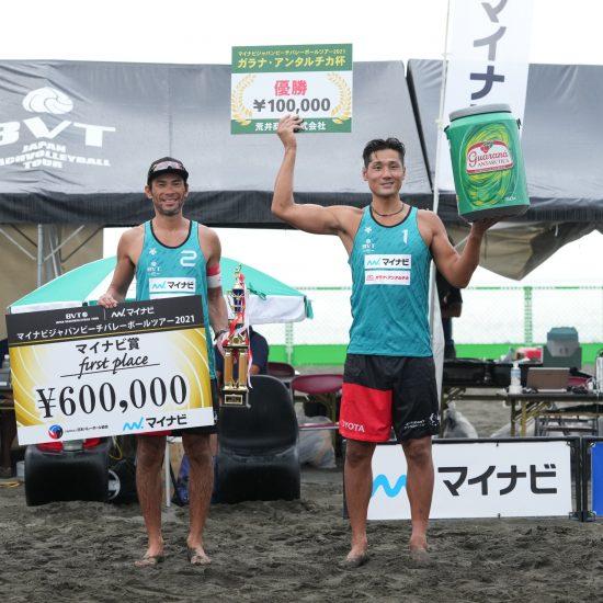 第4戦名古屋大会で前半期の「マイナビワールドチャレンジ賞」が決定。