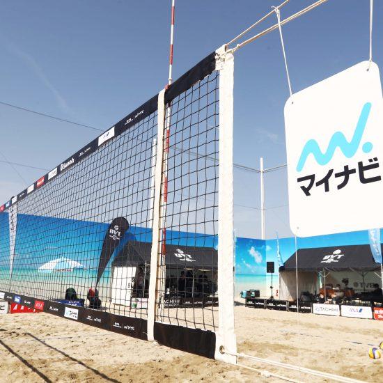 マイナビジャパンビーチバレーボールツアー2021開催スケジュール 追記(6/23時点)