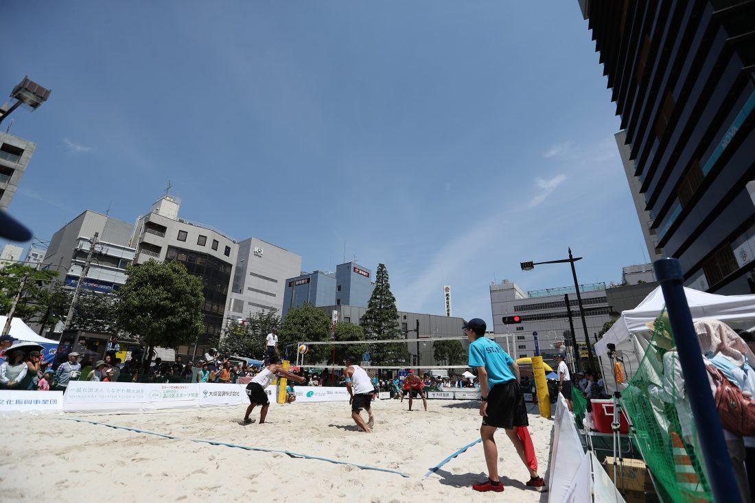 浜松市でBVTⅡ(サテライト)を開催。日本ビーチバレーボール連盟主催大会、日程発表。