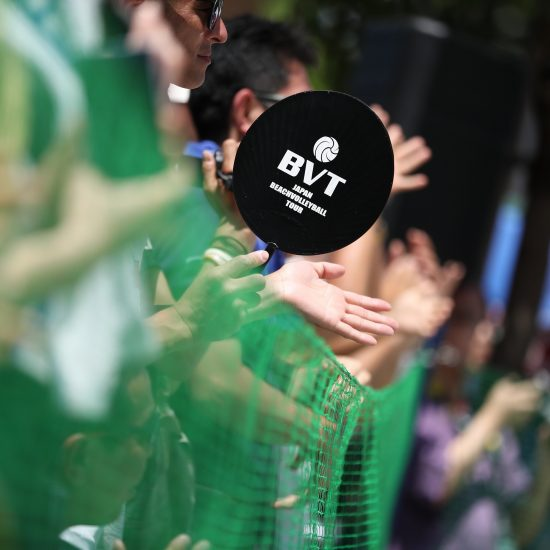 BVT2、BVT3の開催延期。日本ビーチバレーボール連盟が対応方針発表。