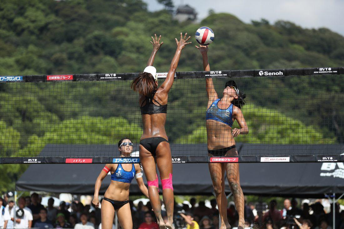 「マイナビジャパンビーチバレーボールツアー2019」、大会日程を発表