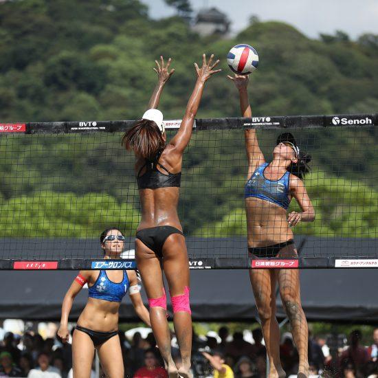 「マイナビジャパンビーチバレーボールツアー2019」、<br>大会日程を発表