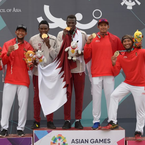 変化するアジアの勢力図。日本の強化の課題を露呈したアジア競技大会。