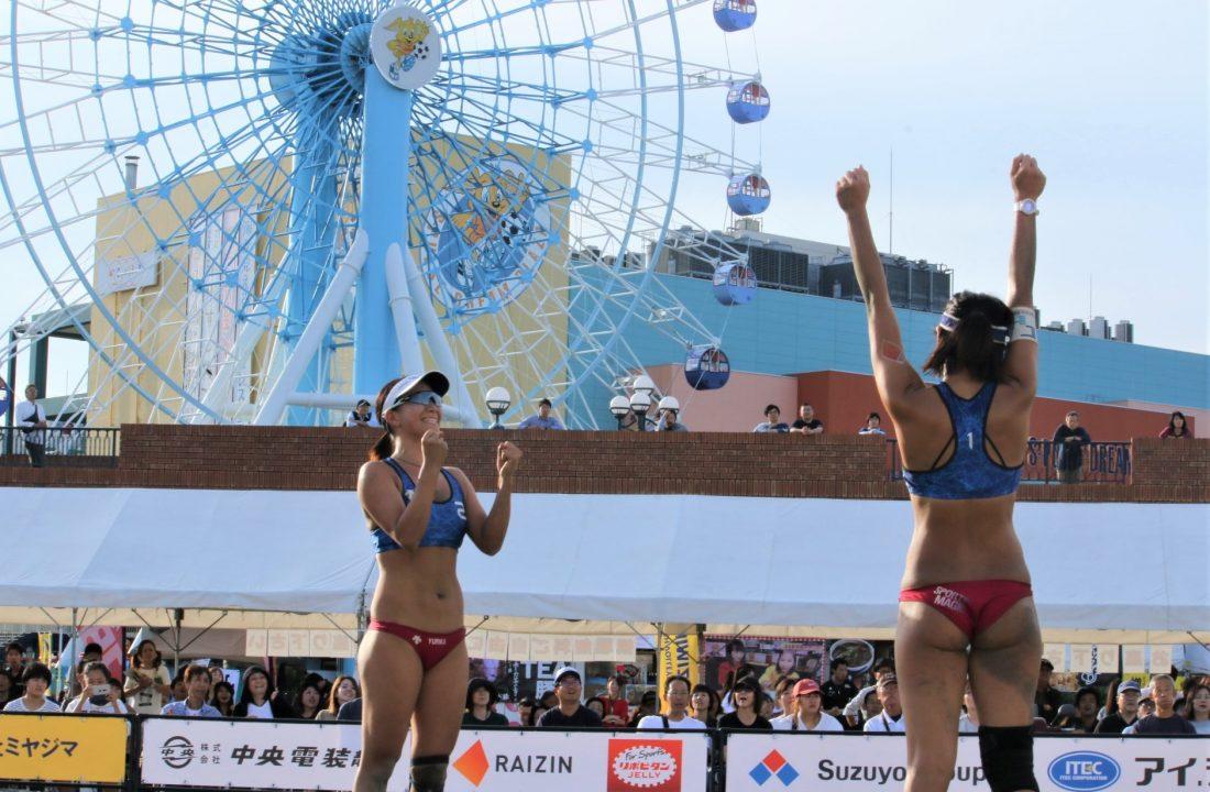 石島/白鳥組、鈴木/坂口組が優勝。「第2回清水カップ」最終日。
