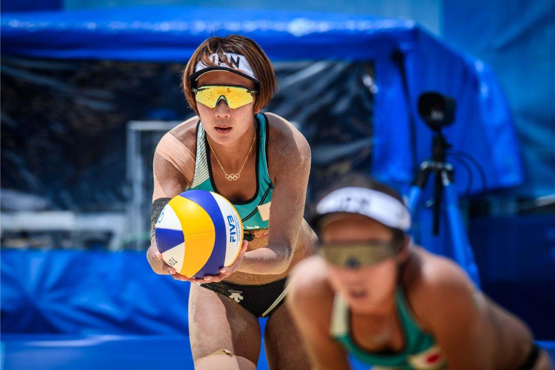 東京2020オリンピック 女子 石井/村上組はラッキールーザーラウンドへ
